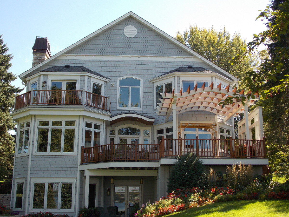 Exterior House Painting in Orono | AM Painting of Princeton